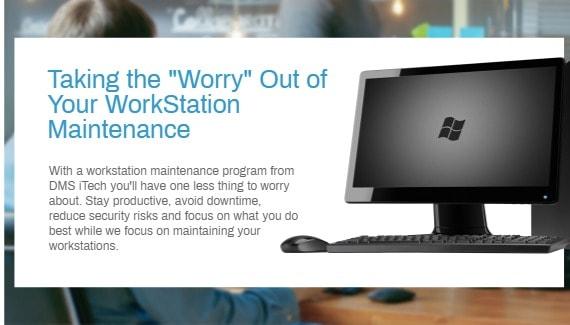 Workstation Maintenance